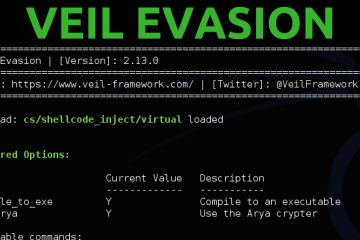 veil evasion
