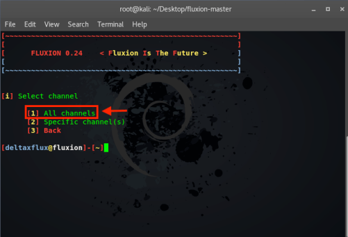 How to Hack wifi using Kali Linux